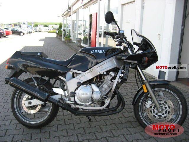 Yamaha FZR 600 1993 photo