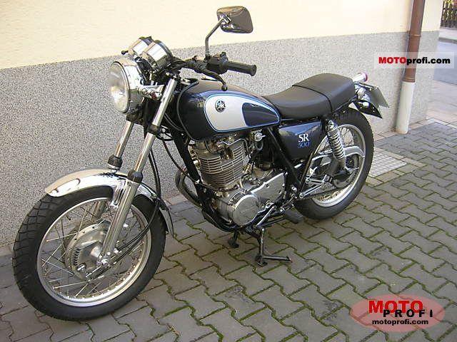 Yamaha SR 500 1993 photo