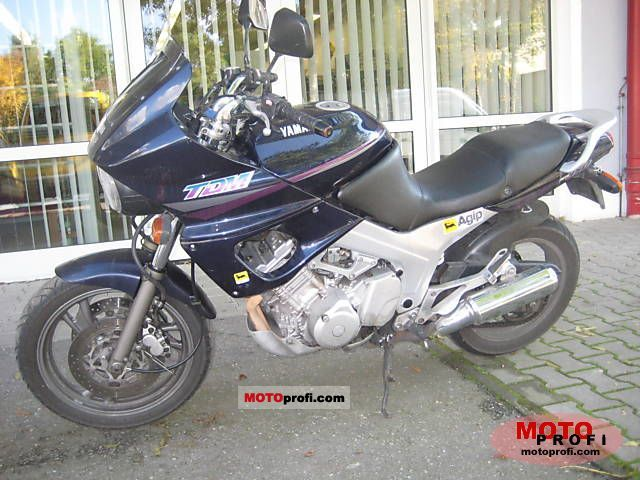 Yamaha TDM 850 1993 photo