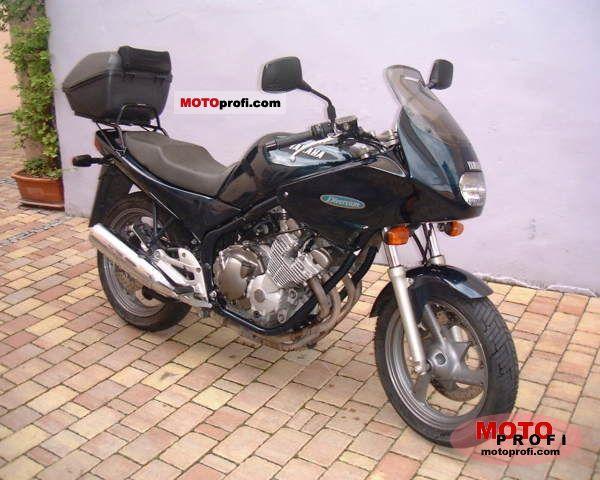 Yamaha XJ 600 Diversion 1993 photo