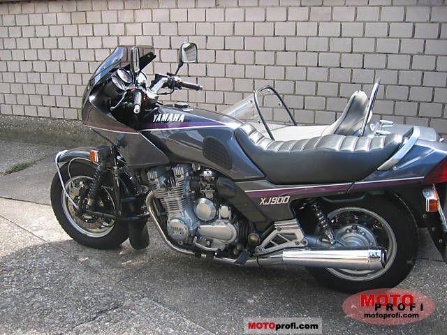 Yamaha XJ 900 1993 photo