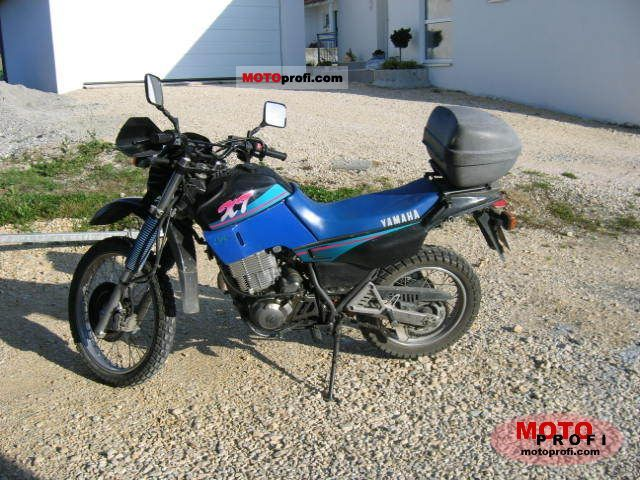 Yamaha XT 600 1993 photo