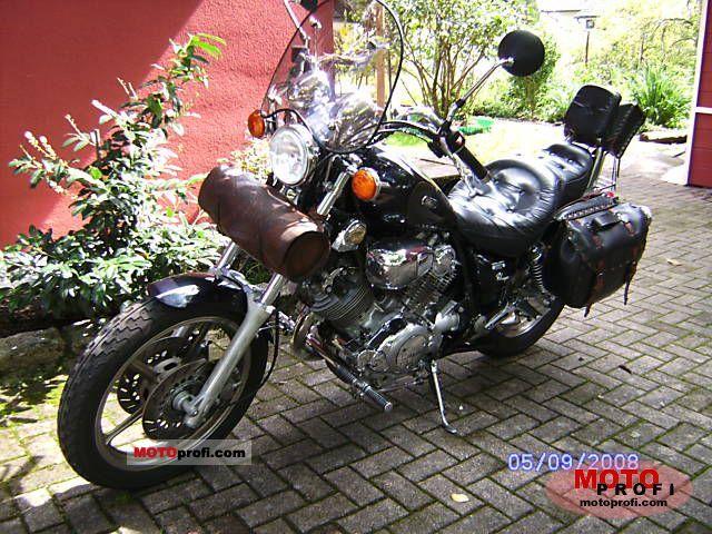 Yamaha XV 1100 Virago 1993 photo