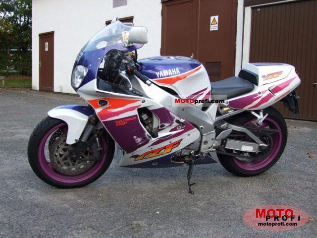 Yamaha YZF 750 R 1993 photo