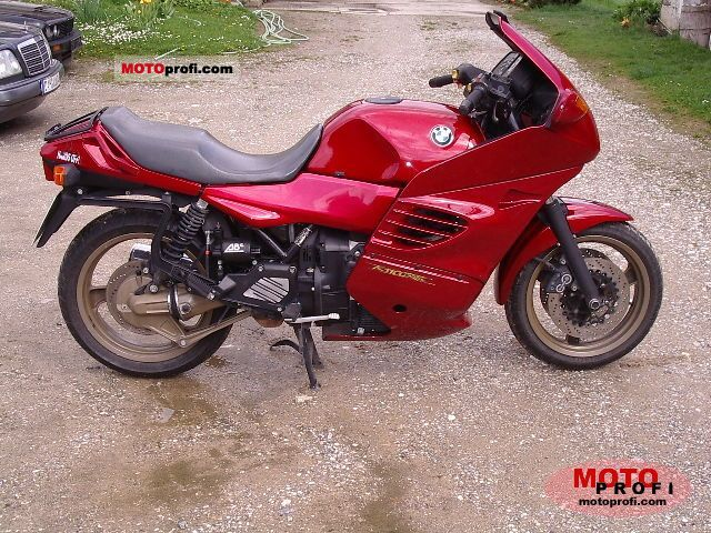 BMW K 1100 RS 1994 photo