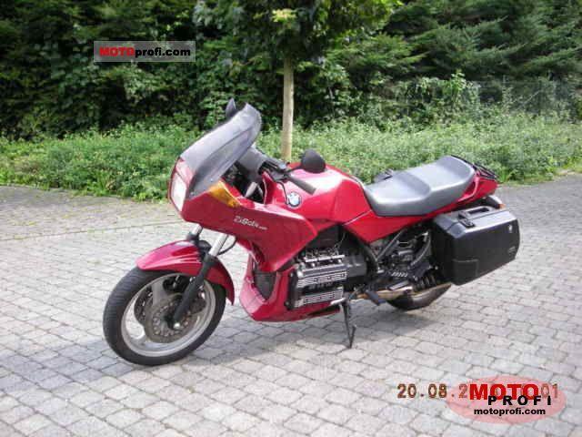 BMW K 75 S 1994 photo