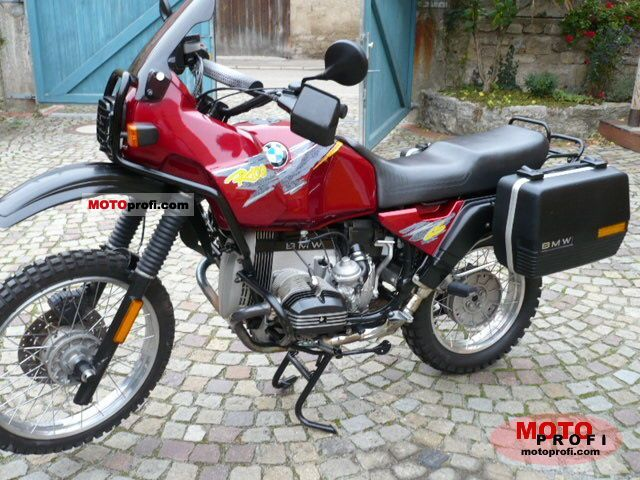 BMW R 100 GS 1994 photo