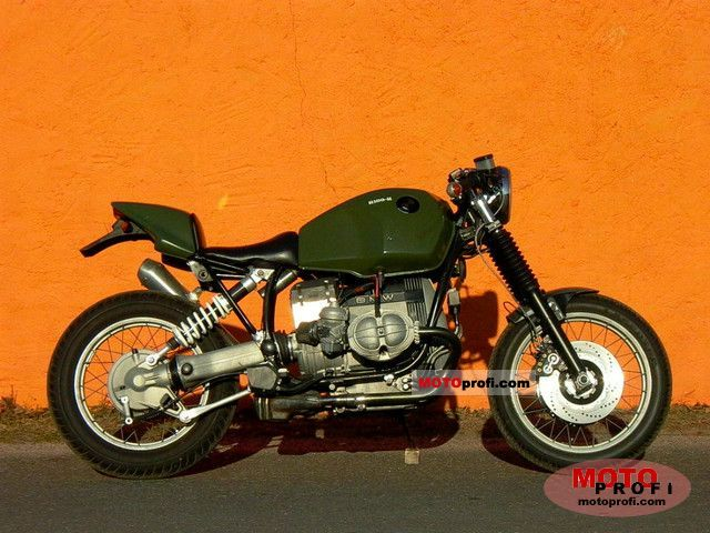 BMW R 100 R Mystic 1994 photo