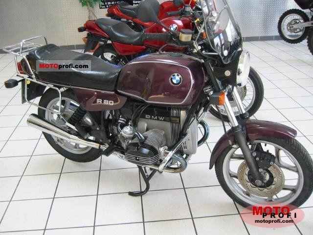 BMW R 80 1994 photo