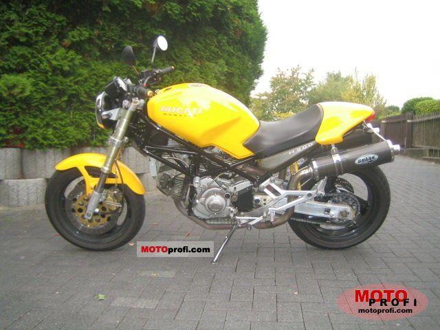 Ducati M 900 Monster 1994 photo