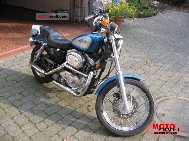 Harley-Davidson 1200 Sportster 1994 photo