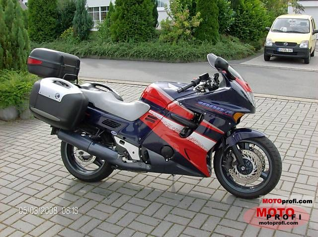 Honda CBR 1000 F 1994 photo
