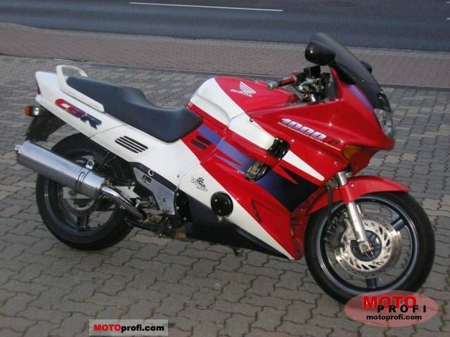 honda cbr 1000 f 1994 specs and photos. Black Bedroom Furniture Sets. Home Design Ideas