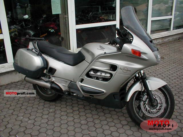 honda st 1100 pan european 1994 specs and photos. Black Bedroom Furniture Sets. Home Design Ideas