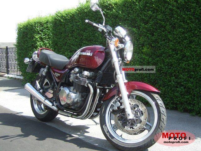 Kawasaki Zephyr 750 1994 photo