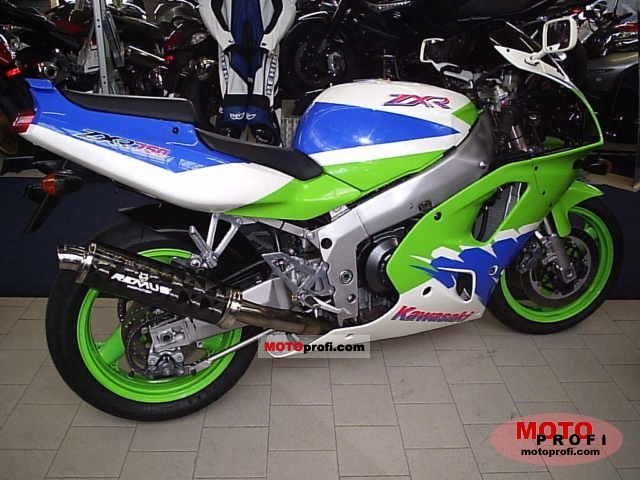 Kawasaki ZXR 750 1994 Specs and Photos