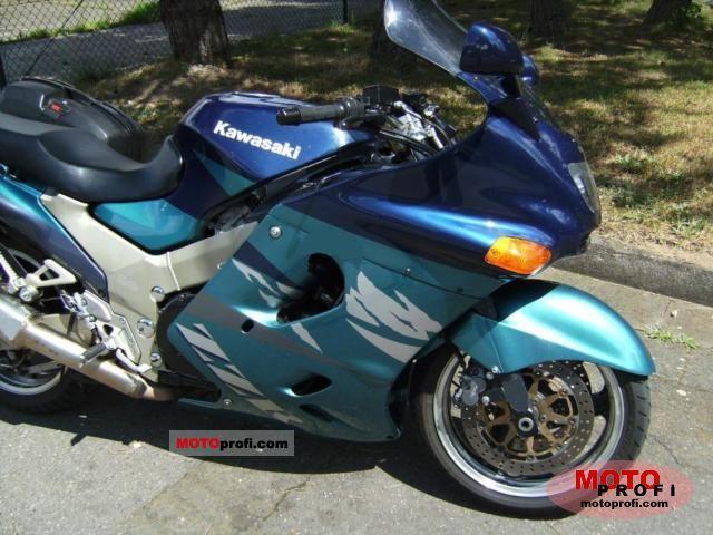 Kawasaki ZZ-R 1100 1994 photo