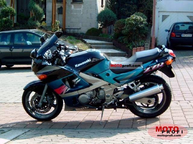 Kawasaki ZZ-R 600 1994 photo