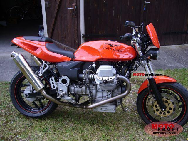 Moto Guzzi Sport 1100 1994 photo