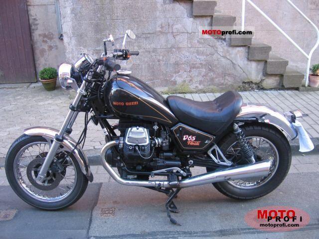 Moto Guzzi V 65 Florida 1994 photo