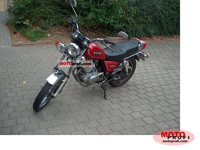 Suzuki GN 250 1994 photo