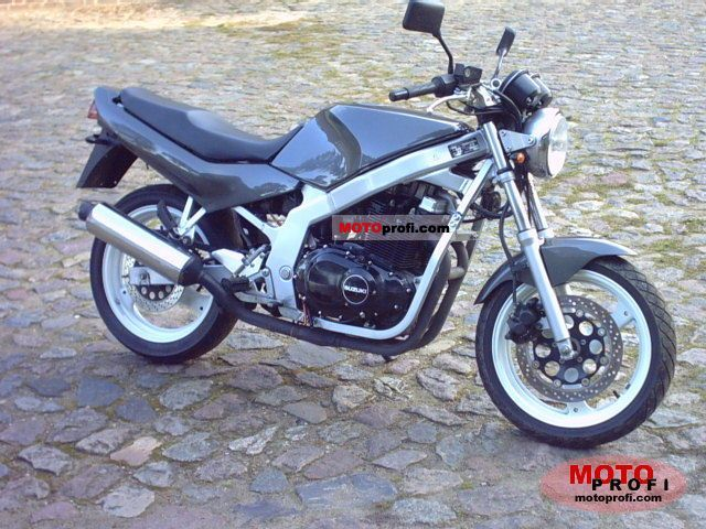 Suzuki GS 500 E 1994 photo
