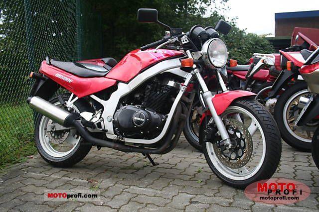 Suzuki GS 500 E 1994 Specs and Photos