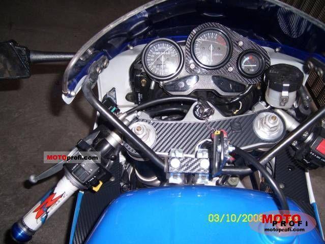 Gsxr 750 Specs