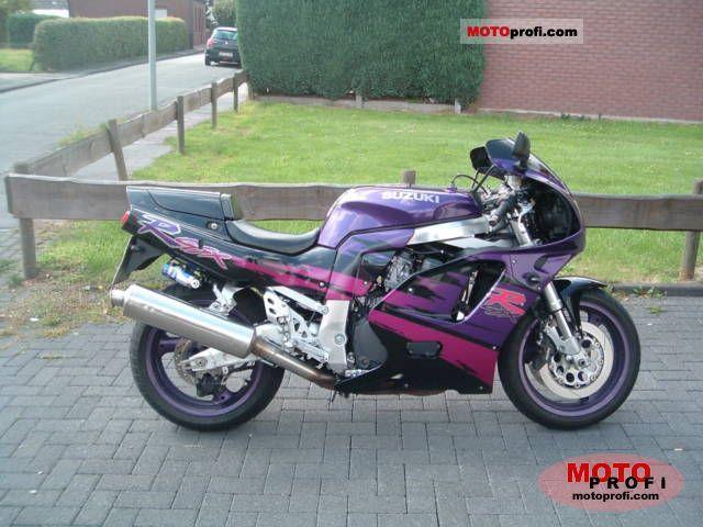 1993 gsxr 750