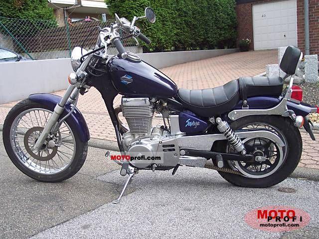 Suzuki LS 650 Savage 1994 photo
