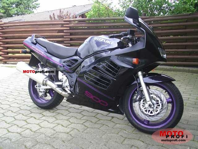 Suzuki RF 900 R 1994 photo