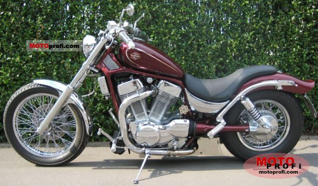 Suzuki VS 1400 Intruder 1994 Specs and Photos