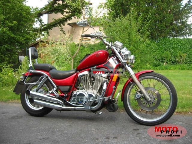 suzuki vs 800 intruder 1994 specs and photos. Black Bedroom Furniture Sets. Home Design Ideas