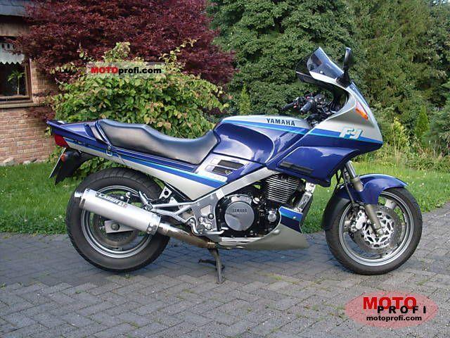 Yamaha Fj Top Speed