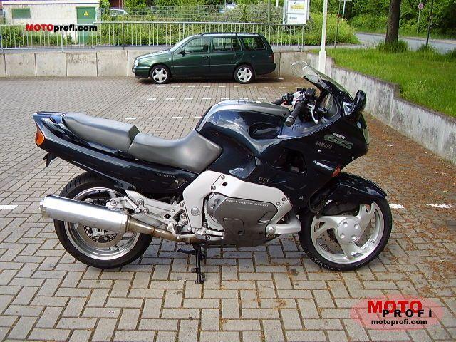 Yamaha GTS 1000 1994 photo