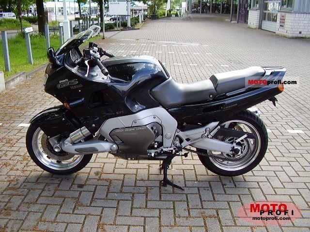Yamaha Gts 1000 1994 Specs And Photos