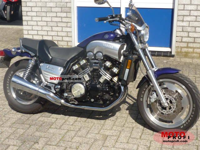 Yamaha VMX 1200 V-Max 1994 photo
