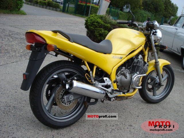 1994 Yamaha XJ 600 N Photos, Informations, Articles