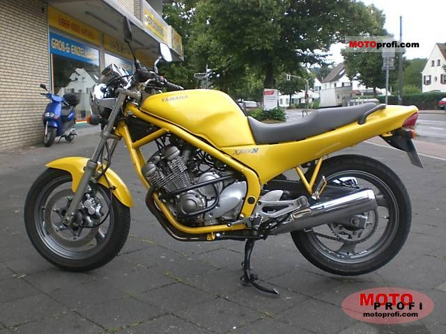Yamaha XJ 600 N 1994 photo