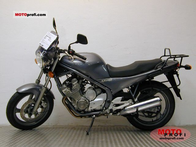 Review of Yamaha XJ 600 N 1994: pictures, live photos