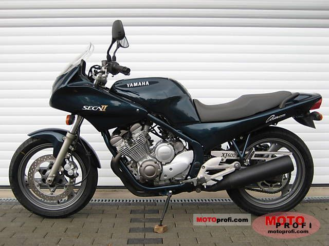 yamaha xj 600 s diversion 1994 specs and photos. Black Bedroom Furniture Sets. Home Design Ideas