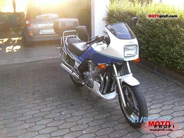 Yamaha XJ 900 F 1994 photo