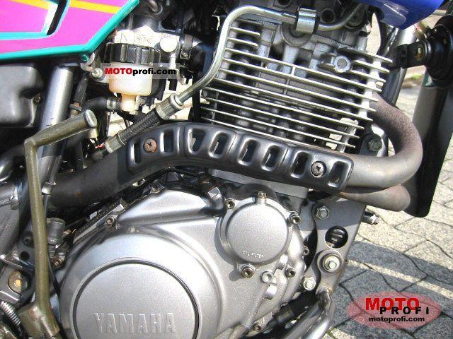 Schema Elettrico Yamaha Xt 600 : Yamaha xt k specs and photos