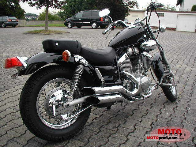 yamaha xv 535 virago 1994 specs and photos. Black Bedroom Furniture Sets. Home Design Ideas