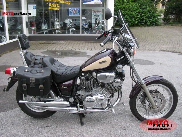 Yamaha XV 75... Ducati 748 Specs