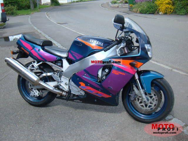 Yamaha YZF 750 R 1994 photo