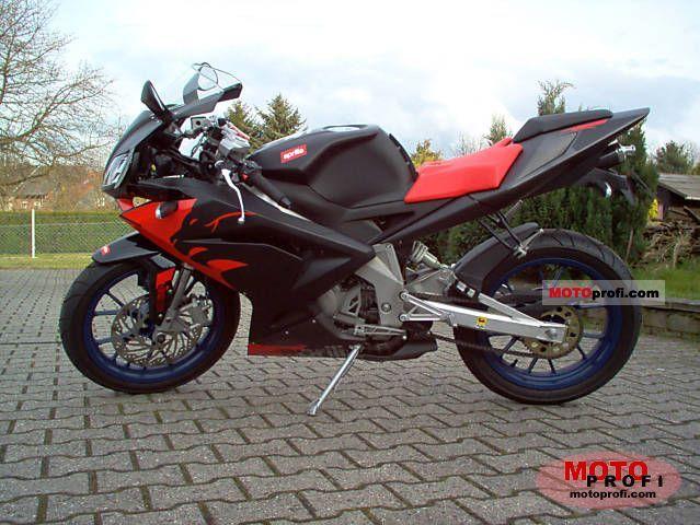 Aprilia RS 50 2006 photo