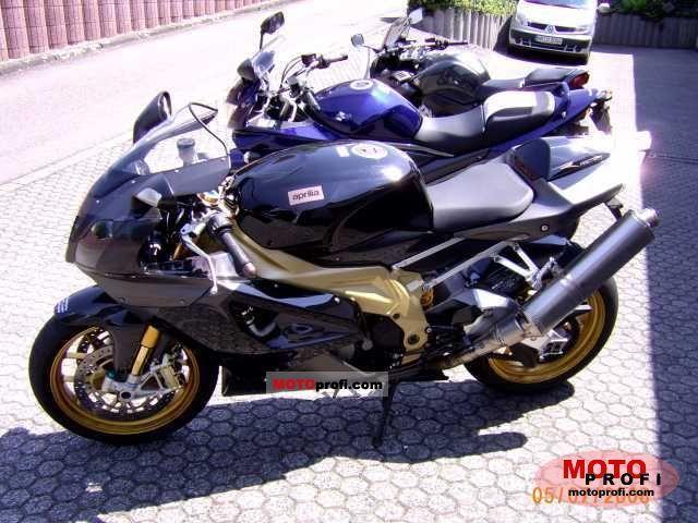 Aprilia RSV 1000 R Factory 2006 photo