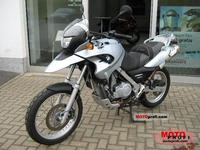 Bmw F 650 Gs 2006 Specs And Photos