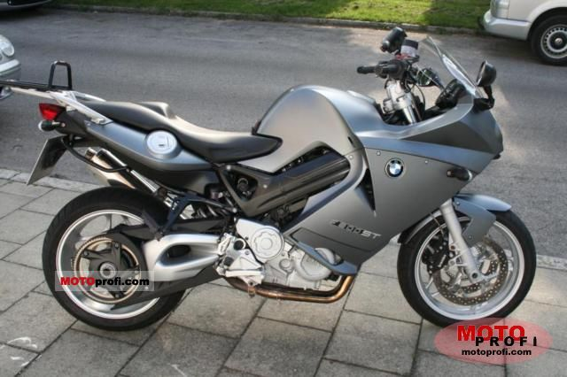 bmw f 800 st 2006 specs and photos. Black Bedroom Furniture Sets. Home Design Ideas